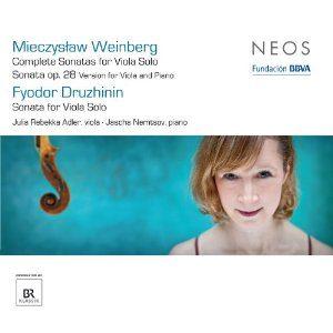 Weinberg et l'Alto en double CD