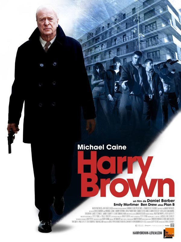 Harry Brown : gagnez 2×5 places et 10 affiches
