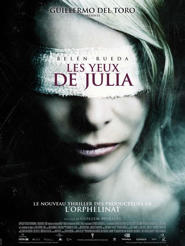 Les yeux de Julia : un nouveau thriller made in Espana
