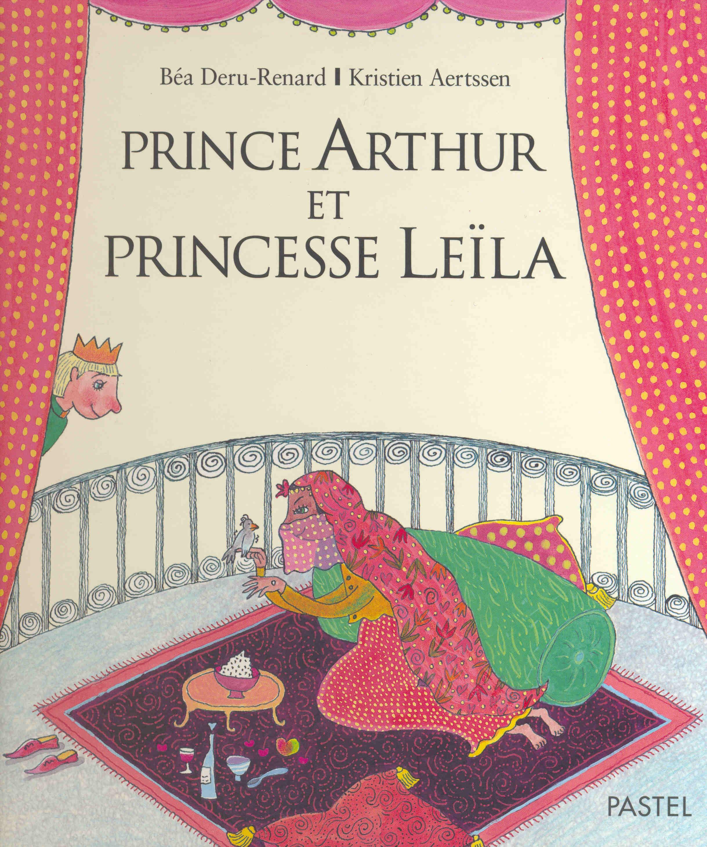 Prince arthur et princesse..