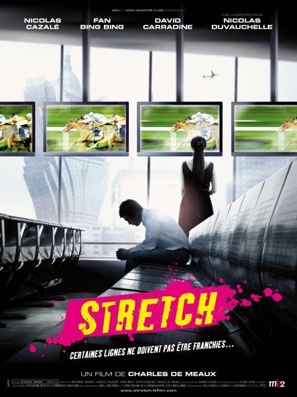 Stretch : gagnez 2×5 places de cinéma et 10 affiches