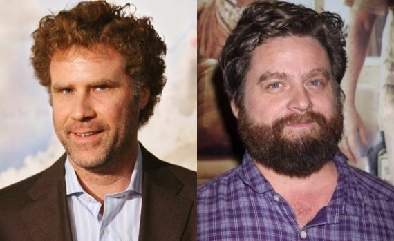 Will Ferrell vs Zach Galifianakis…