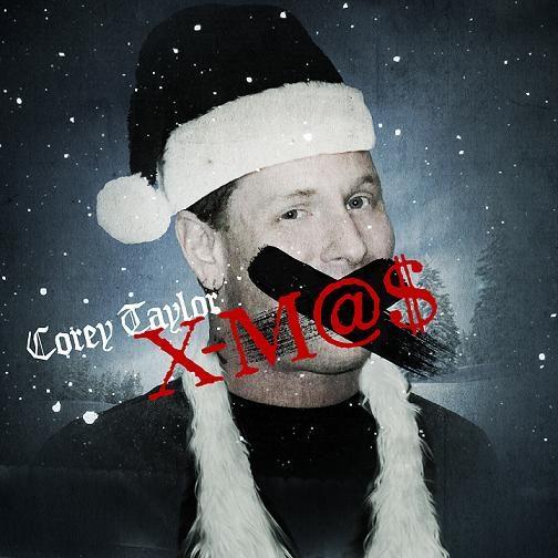 Le leader de Slipknot dévoile sa chanson de Noël…