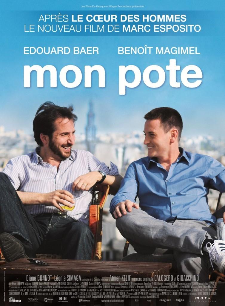 Mon pote: Magimel et Baer, dans une comédie dramatique bisounours
