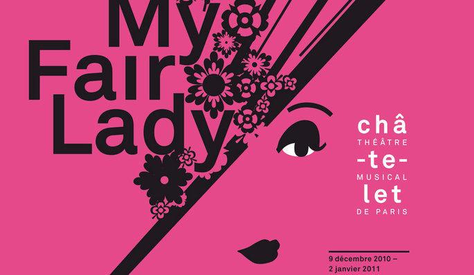 My fair lady au théâtre du Châtelet : un univers élégant et une pointe de mordant