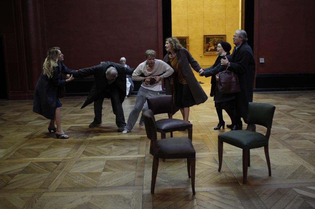 Rêve d'automne de Patrice Chéreau au Théâtre de la Ville