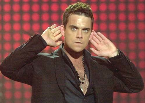 Robbie Williams en comédie musicale