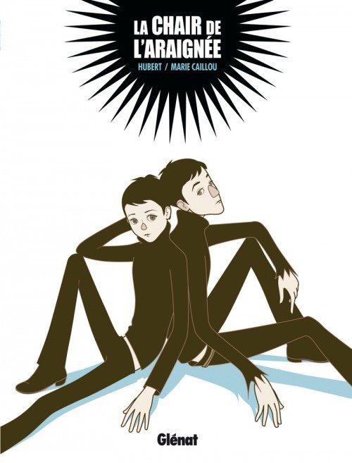 La chair de l'araignée, la délicate question de l'anorexie en BD