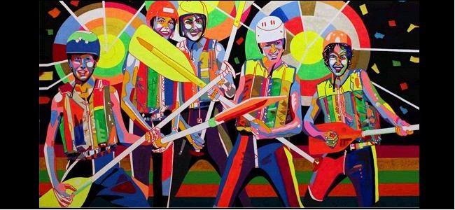 Nuits OUF du CENTQUATRE : Soirée Disco Punk le 14 janvier 2011
