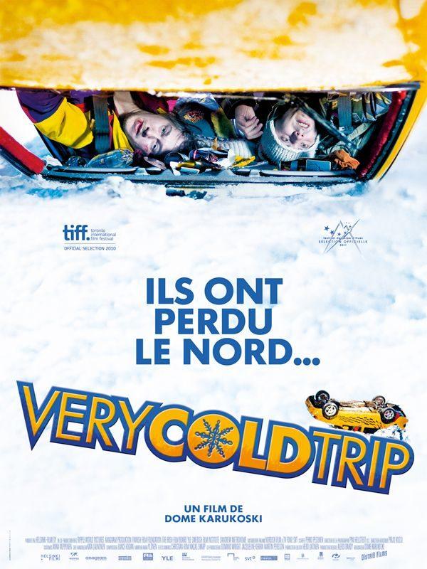 Very Cold Trip : voyage humoristique au coeur de la Finlande