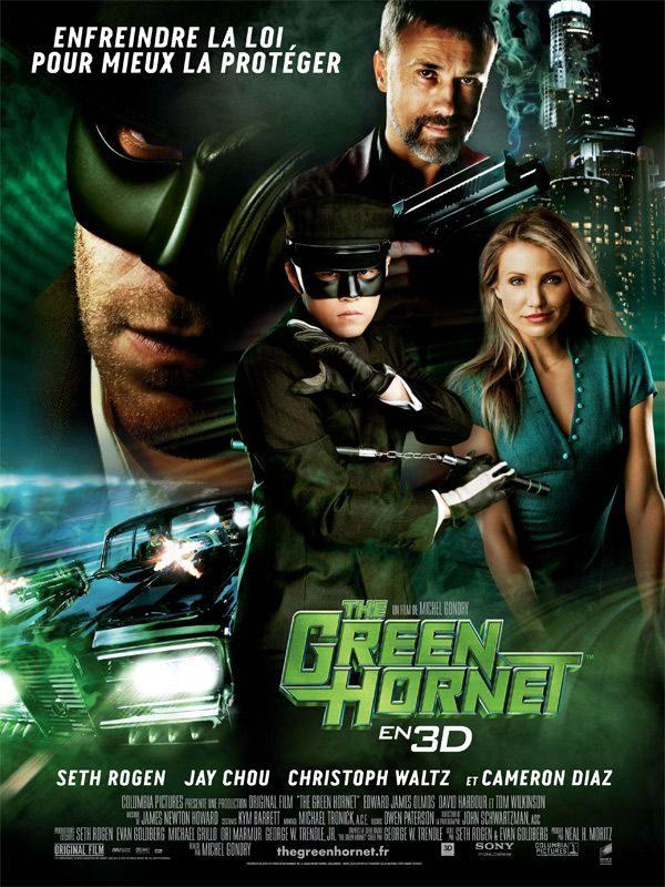 The Green Hornet: Gondry aux manettes d'une comédie d'action bien troussée