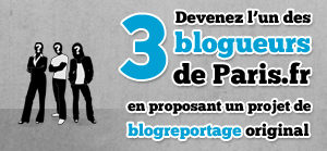 BlogMoiParis : Il reste peut de temps pour s'inscrire