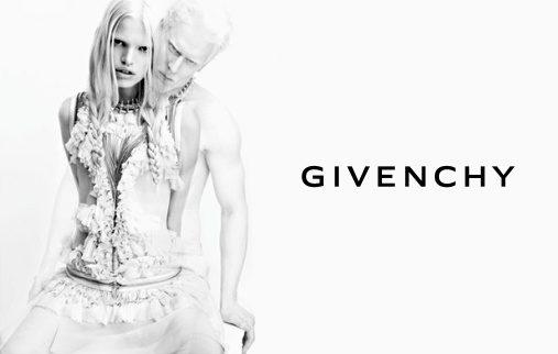 Givenchy : une nouvelle campagne au casting insolite