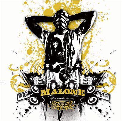Interview de Malone pour la sortie de son album Une Touche de Rêve
