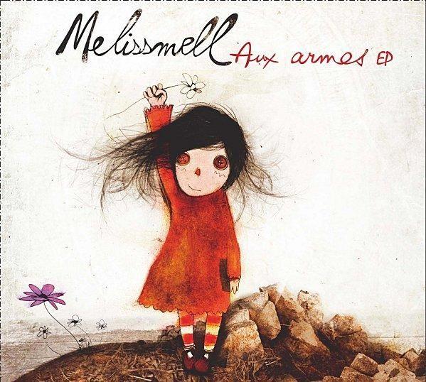 L'électrique Melissmell sort son premier album
