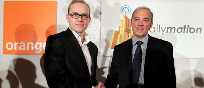 Orange acquiert 49% du capital de Dailymotion