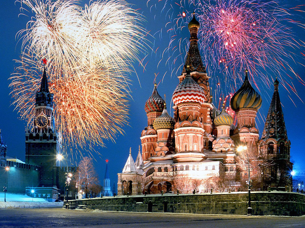 Le Nouvel An Russe à Paris