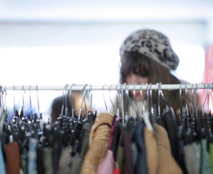 Bon plan shopping du weekend : Le Vide-Dressing Géant de Violette Sauvage