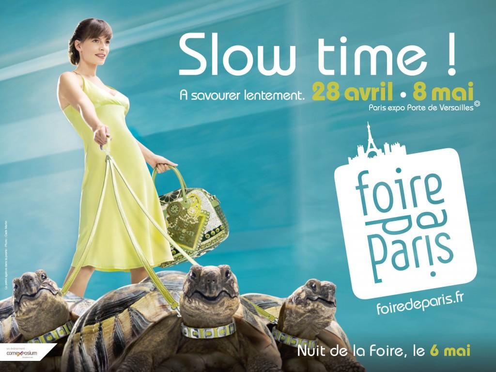 La Foire de Paris 2011 en avant première