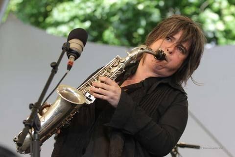 Jazz : Géraldine Laurent et Laurent De Wilde en Concert au Sunside les 3 et 4 mars