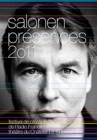 La musique contemporaine offerte au théâtre du châtelet pour le festival Présences 2011