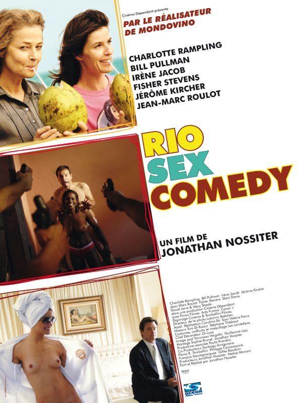 Rio Sex Comedy : la ville de merveilles en pleine fantaisie érotique