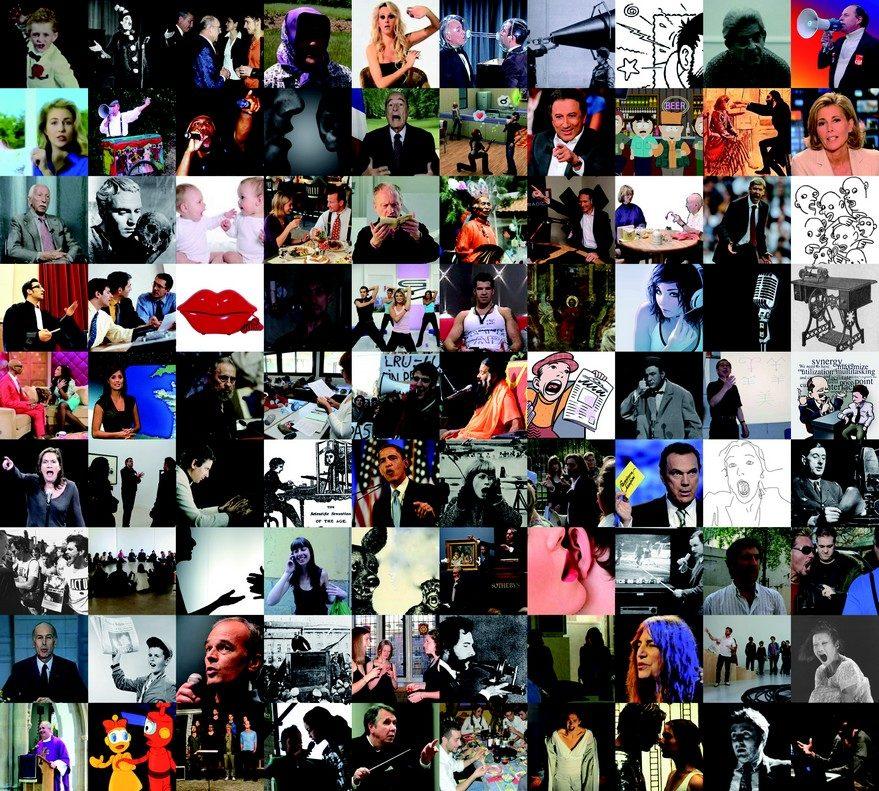 L'Encyclopédie de la Parole décrypte le langage au Nouveau Festival du Centre Georges Pompidou
