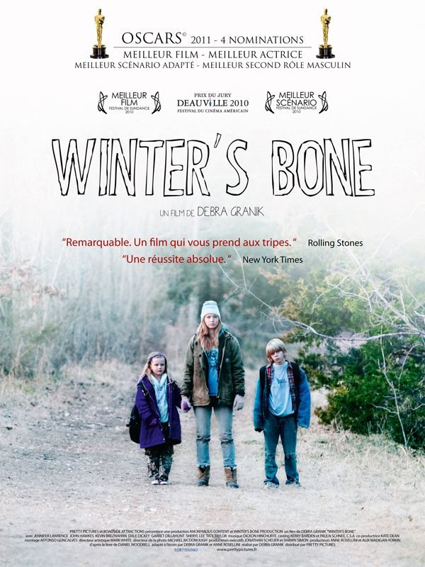 Winter's Bone : Amérique profonde et absurdités judiciaires
