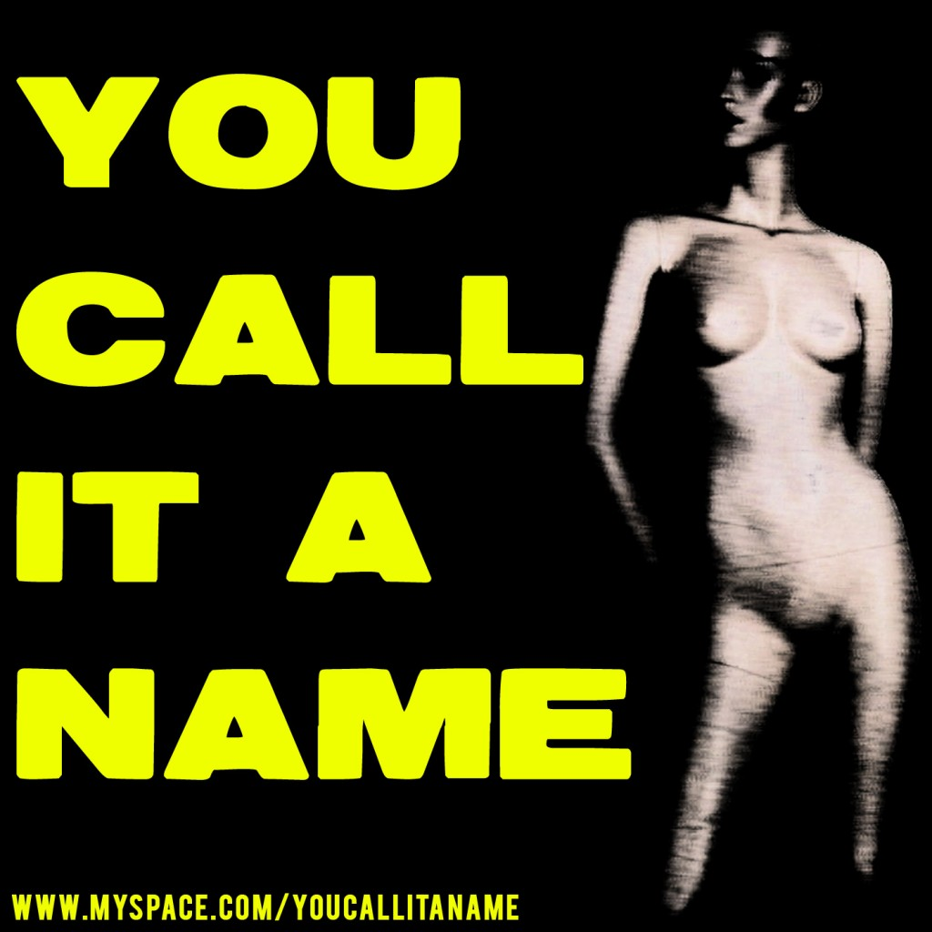 Gagnez 4 CD du groupe rock You Call It A Name