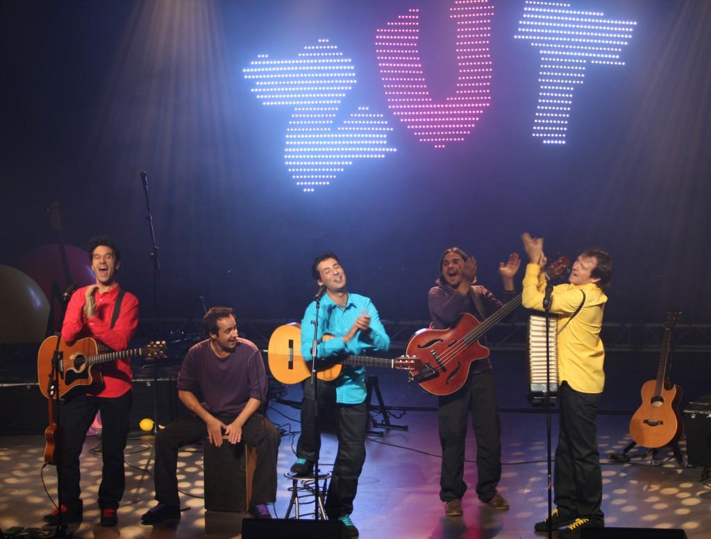 Gagnez 3×2 places pour le concert de Zut à l'Olympia le 27 février