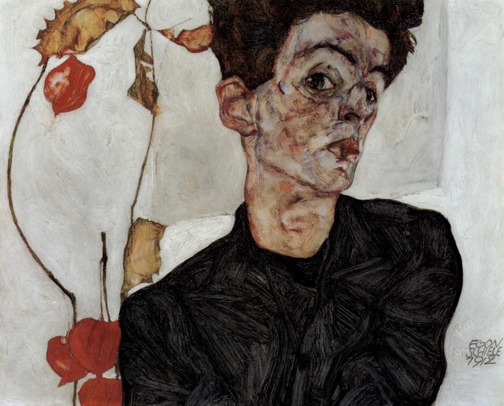 Du théâtre pour Egon Schiele