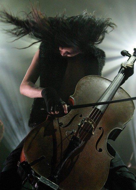 Apocalyptica : « Not Strong Enough », le nouveau clip