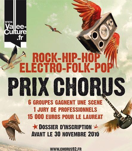 Festival Chorus du 12 au 20 mars 2011 : La Sélection du Prix Chorus !