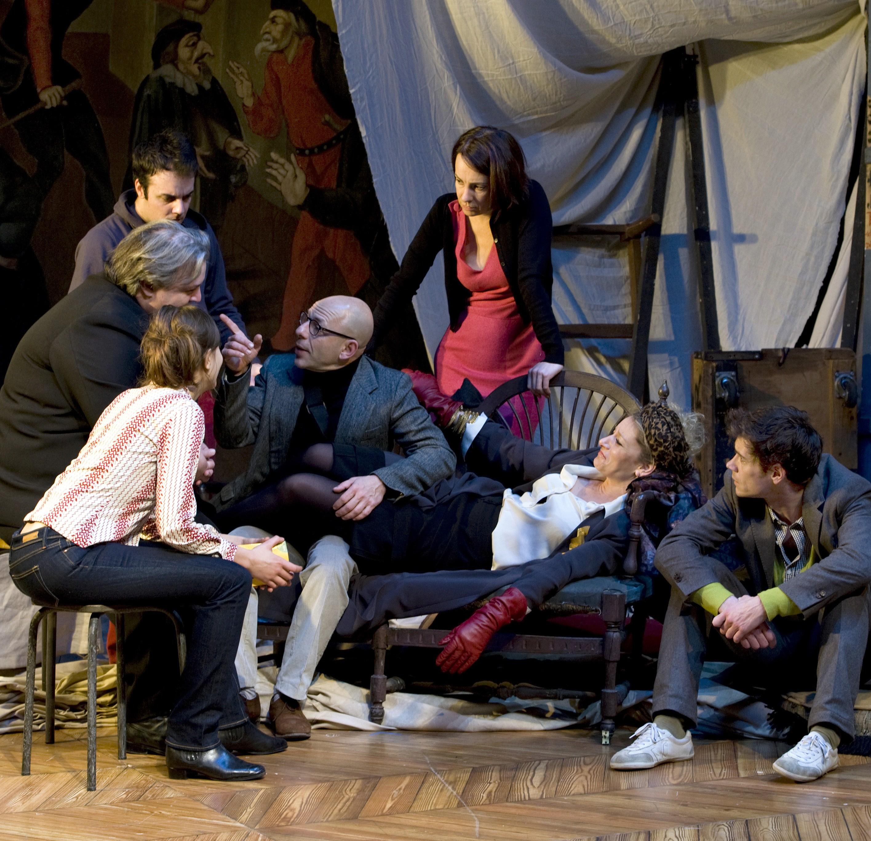 Avec La Critique de l'Ecole des femmes, Molière défend le théâtre par le rire