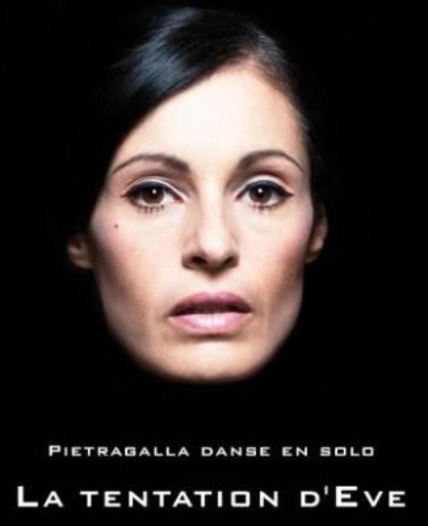 Gagnez 2X2 places pour la Tentation d'Eve de Marie-Claude Pietragalla au Palace les 8 et 9 mars