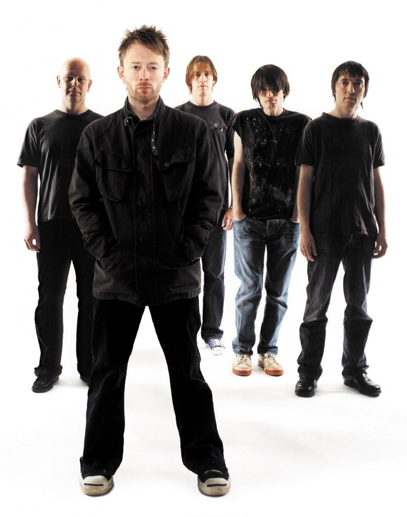 Radiohead : le nouvel album à télécharger dès samedi
