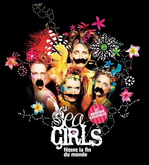 Les sea-girls fêtent la fin du monde à la Nouvelle Ève