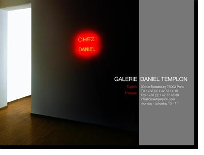 James Casebere et Philip Pearlstein sont chez Daniel Templon
