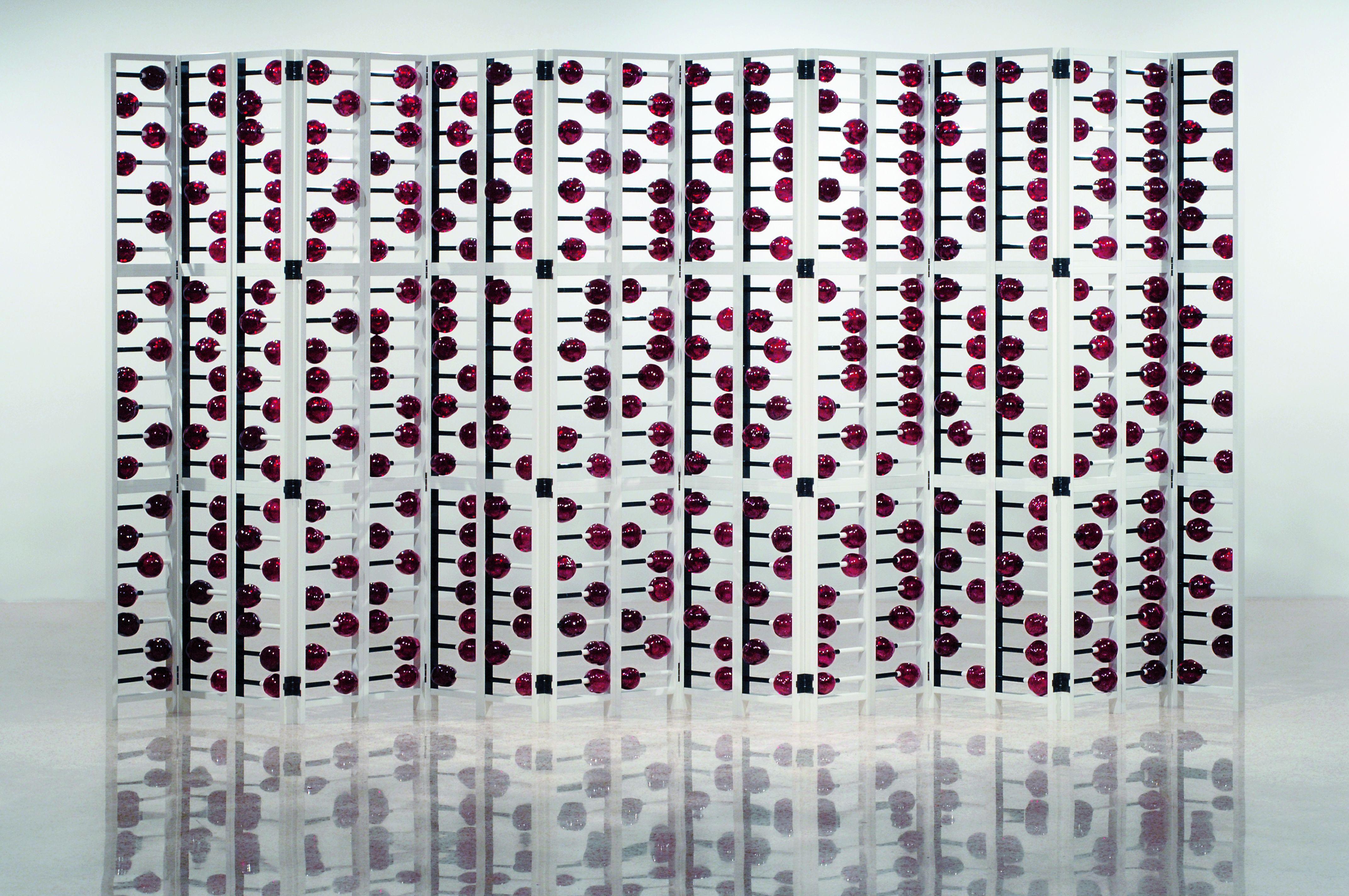 Jean-Michel Othoniel une rétrospective Mid Way au Centre Pompidou