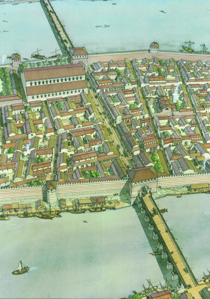 Et Lutèce devint Paris, plongée dans l'histoire antique française du 4e siècle
