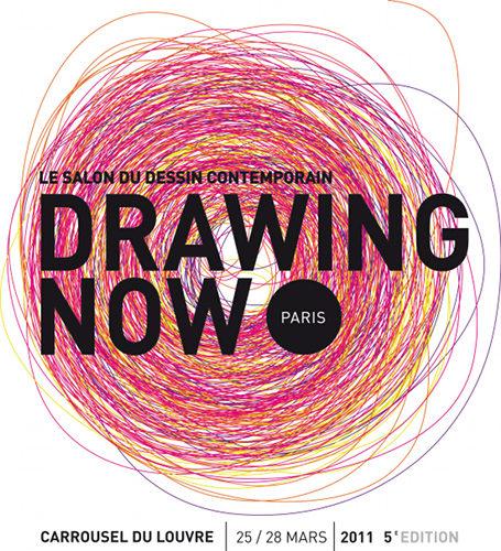 Le salon du dessin contemporain devient DRAWING NOW