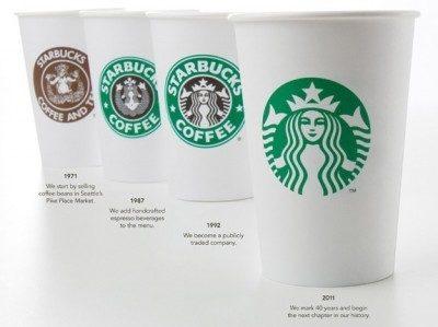 Starbucks efface son nom