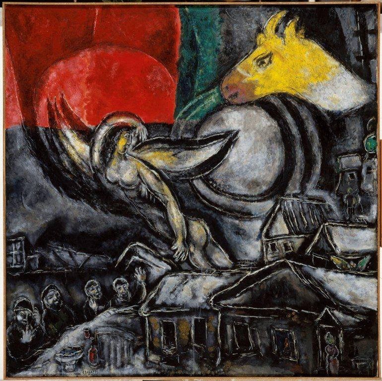 Chagall et la Bible au MAHJ