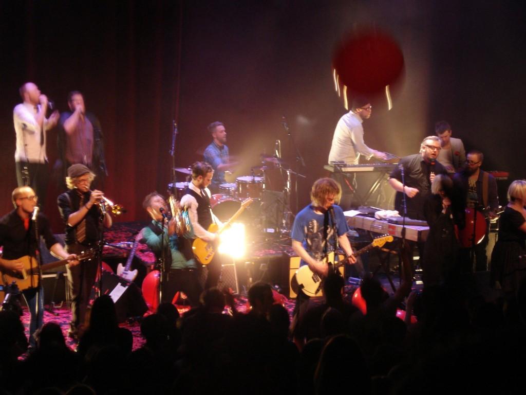 Live Report : I'm from Barcelona au Café de la Danse (11/03/11)
