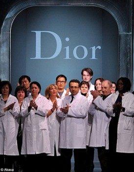 Dior sans Galliano, comme un retour aux sources