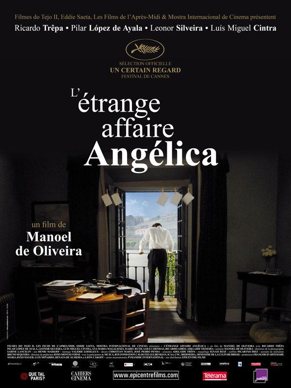 L'Etrange affaire Angélica, ce film de Manoel de Oliveira vous hantera longtemps