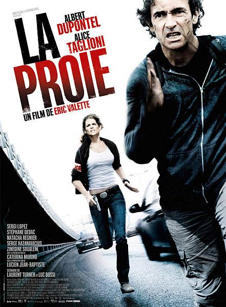 La Proie, un excellent polar français transfiguré par Albert Dupontel