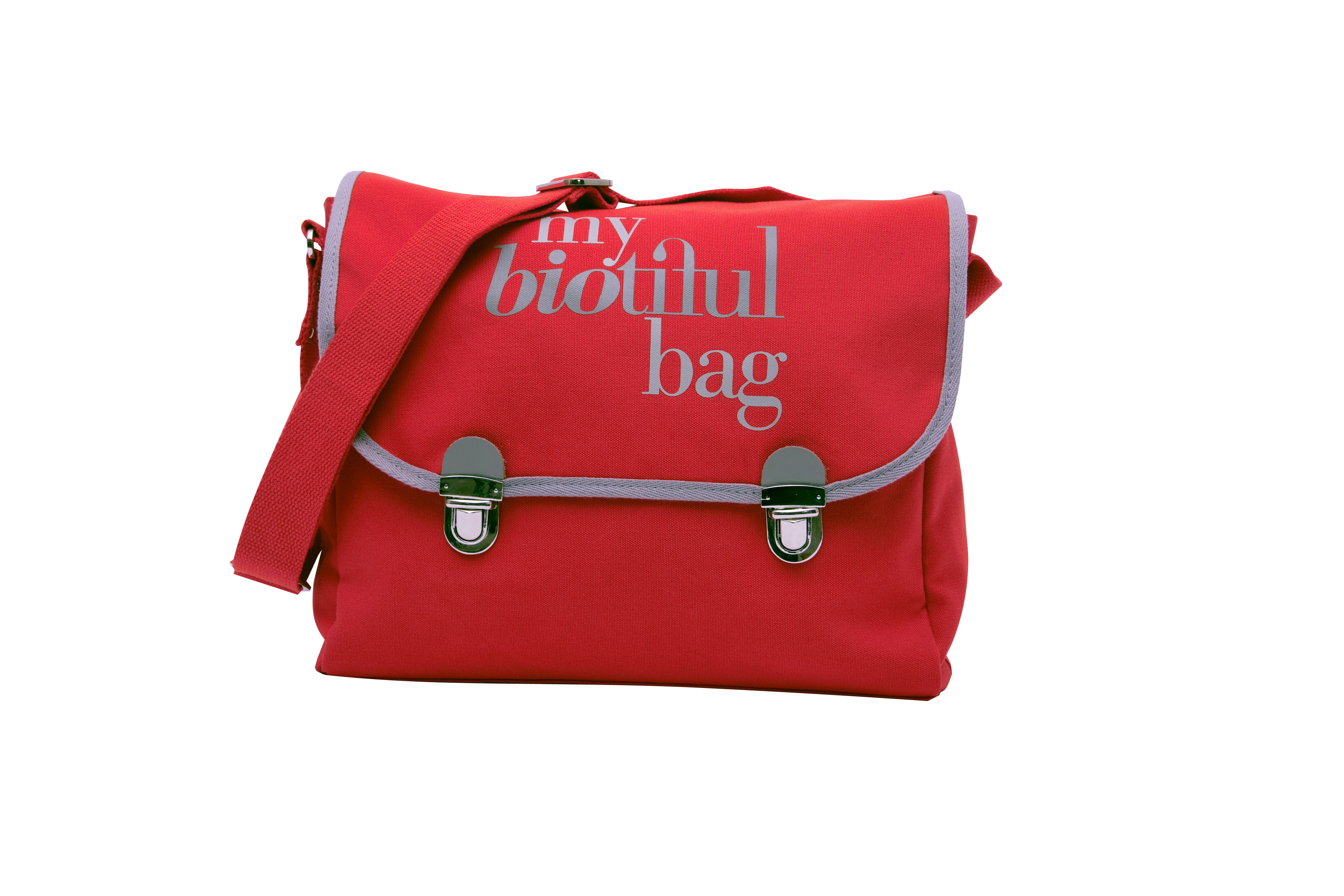 MBB sac besace rouge