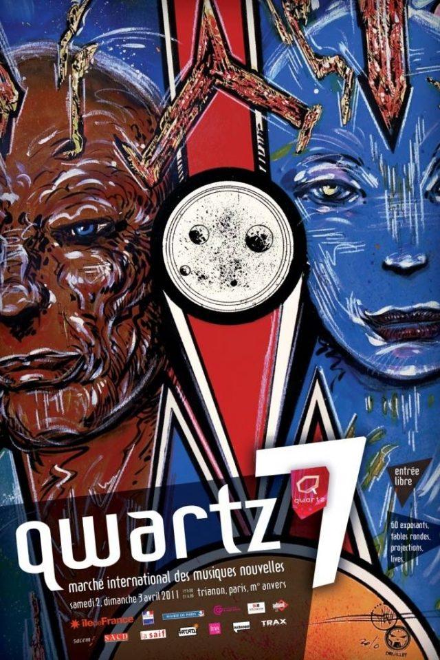 Gagnez 3×2 places pour la cérémonie des Qwartz7 le 1er Avril