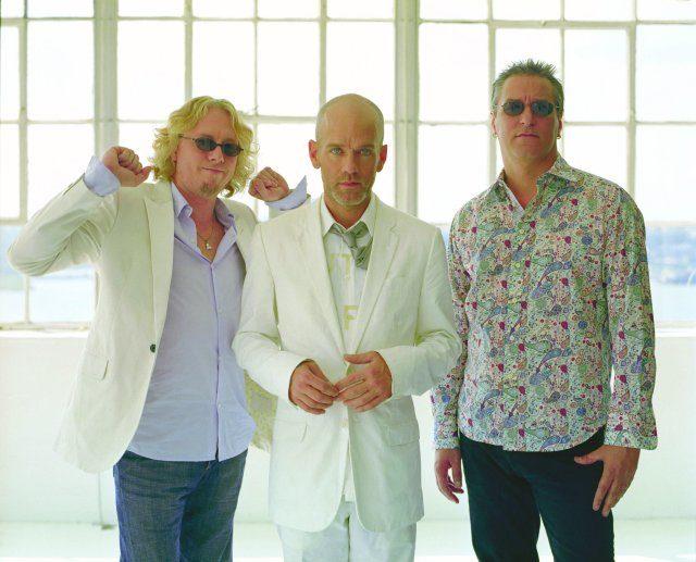 Nouvel album de R.E.M. en écoute: Retour vers le futur